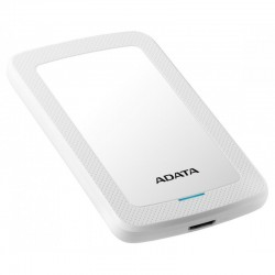 DISQUE DUR EXTERNE ADATA HV300 USB 3.1 / 1 TO / BLANC