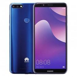 Smartphone HUAWEI Y7 Prime 2018 4G Bleu