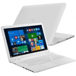 PC PORTABLE ASUS VIVOBOOK MAX X541NA / DUAL CORE / 4 GO / BLANC