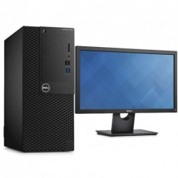 PC de Bureau DELL OptiPlex 3060MT i3 8è Gén 4Go 500Go